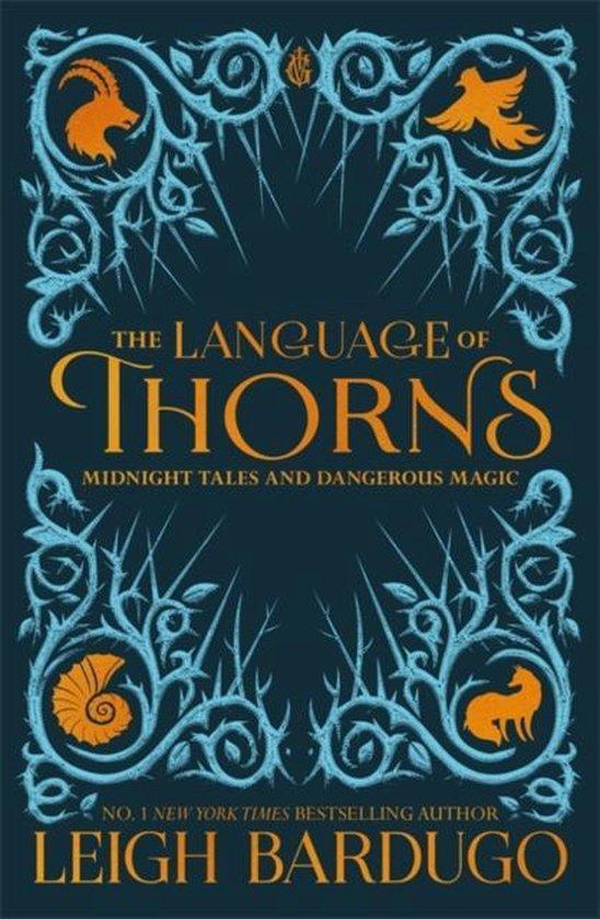 Boek cover The Language of Thorns van Leigh Bardugo (Hardcover)