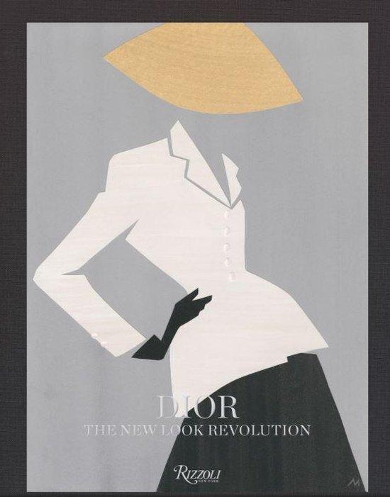 Boek cover Dior van Laurence Benaim (Hardcover)