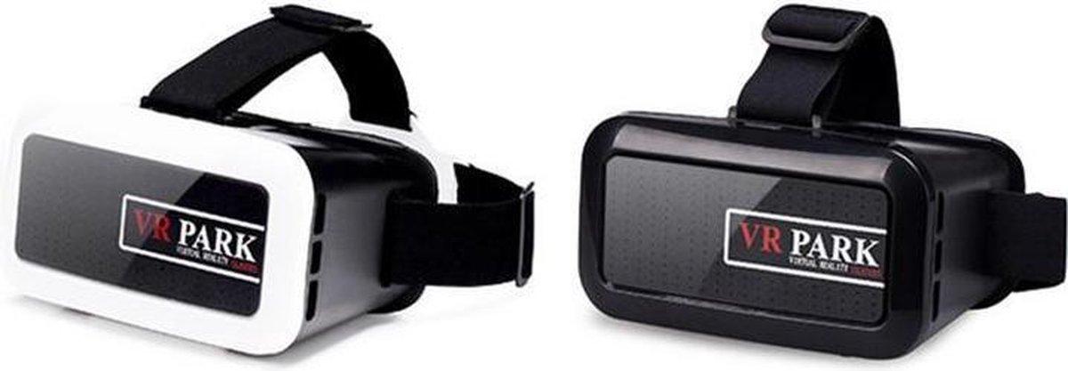VR PARK V2 Virtual reality 3D VR-bril voor 4,7-6 Inch Smartphones