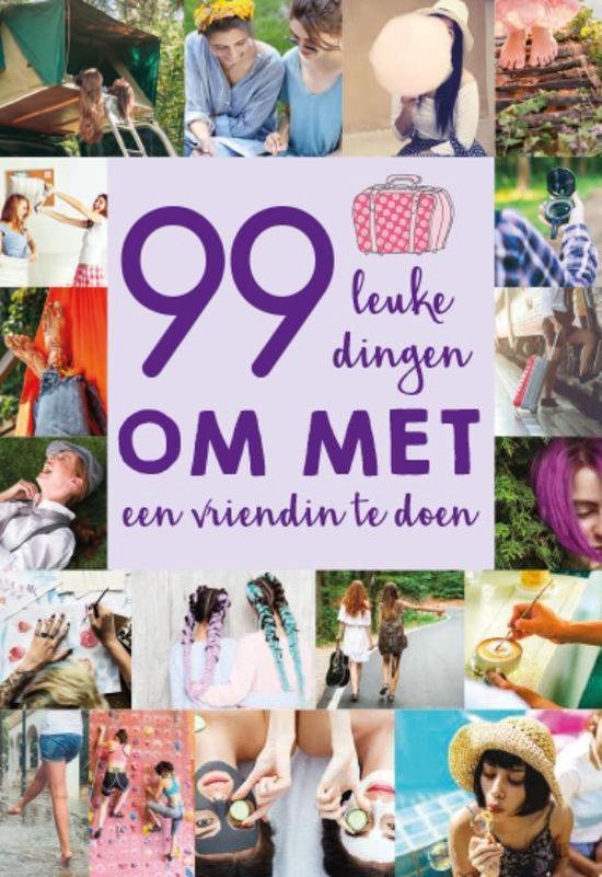 99 leuke dingen om met een vriendin te doen - none pdf epub