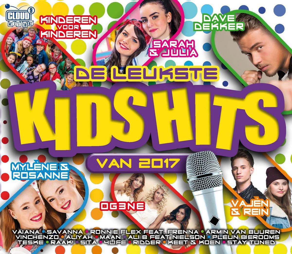 De Leukste Kids Hits 2017 - De Leukste Kids Hits
