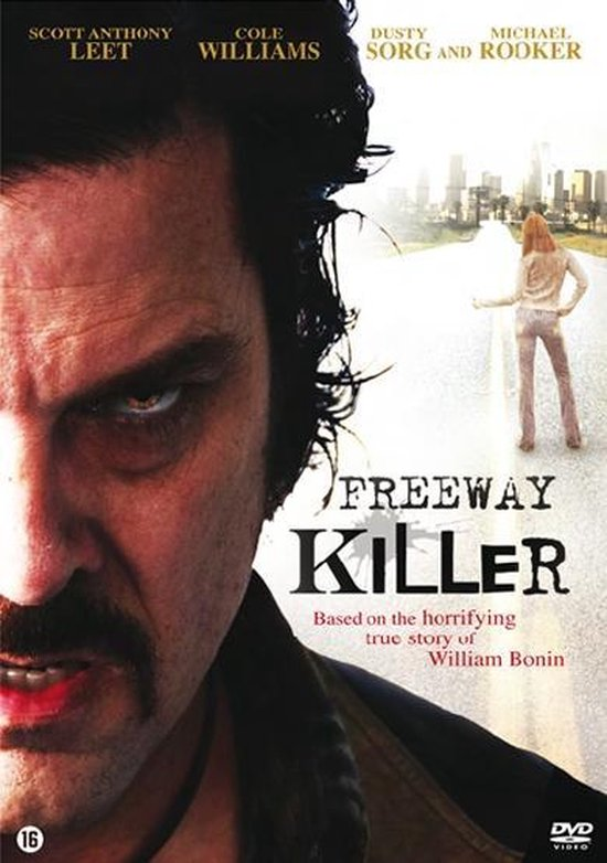 Cover van de film 'Freeway Killer'