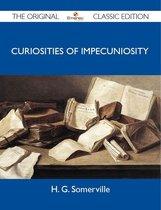 Curiosities of Impecuniosity - The Original Classic Edition