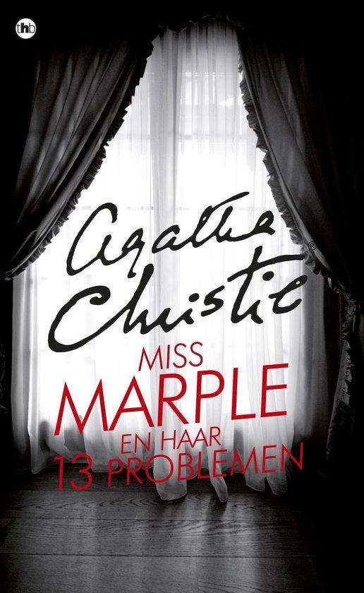 Miss Marple en haar 13 problemen - Agatha Christie |