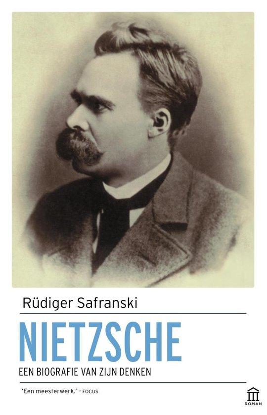 Boek cover Nietzsche van Rüdiger Safranski (Paperback)