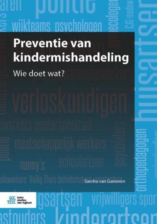 Preventie van kindermishandeling - Sandra van Gameren | Fthsonline.com