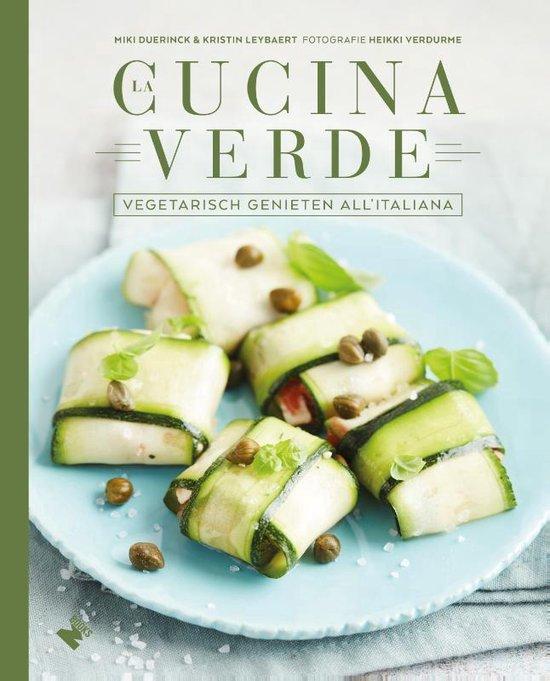 La cucina verde - Miki Duerinck |
