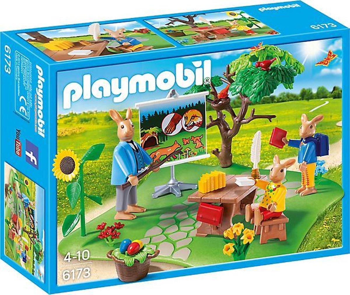 Playmobil Paashazenschool