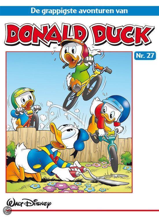 Donal Duck / De grappigste avonturen 027 - Walt Disney Studio's |