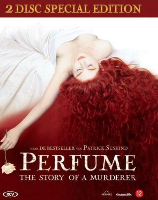Cover van de film 'Perfume'