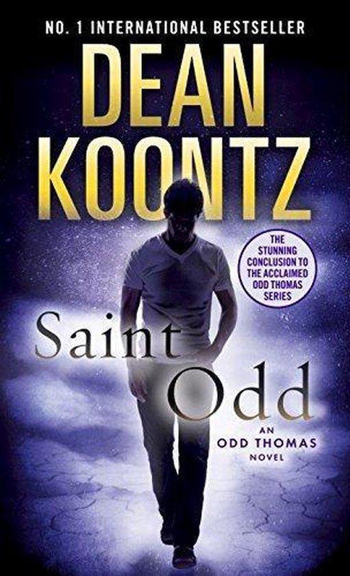Boek cover Saint Odd van Dean R Koontz (Paperback)