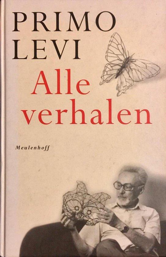 Boek cover Alle Verhalen van Primo Levi (Hardcover)