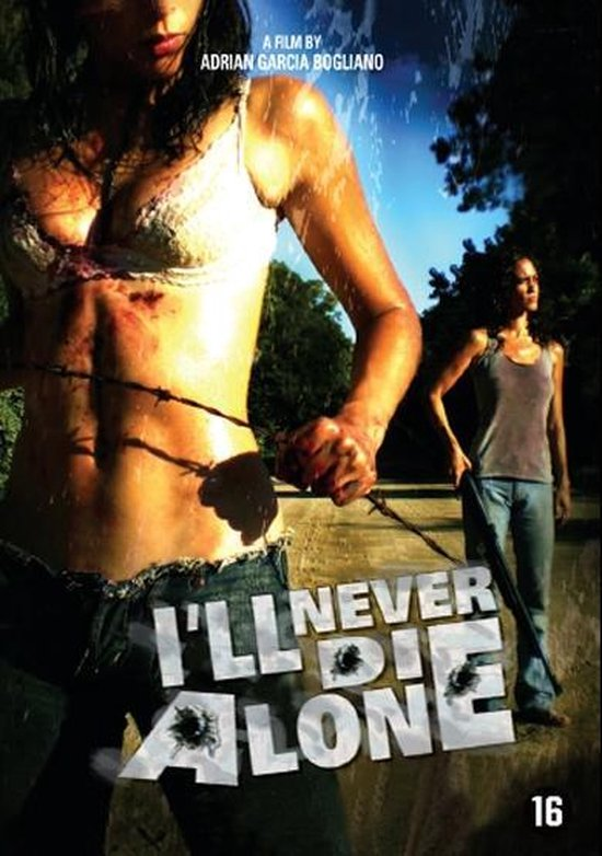 Cover van de film 'I'll Never Die Alone'