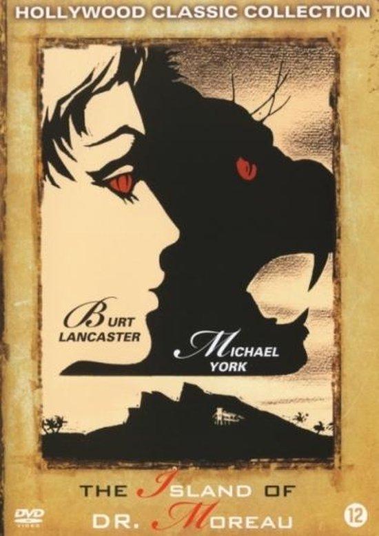Cover van de film 'The Island Of Dr. Moreau'