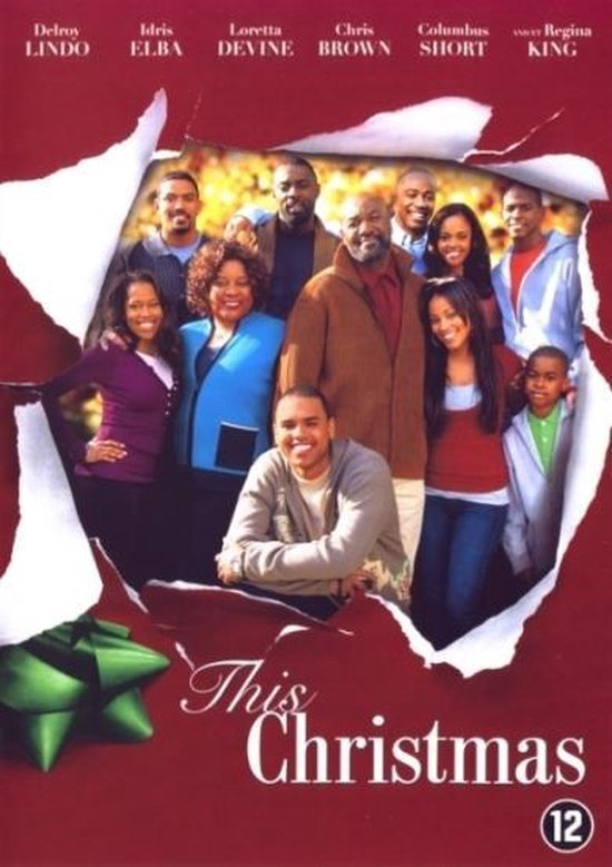 Cover van de film 'This Christmas'