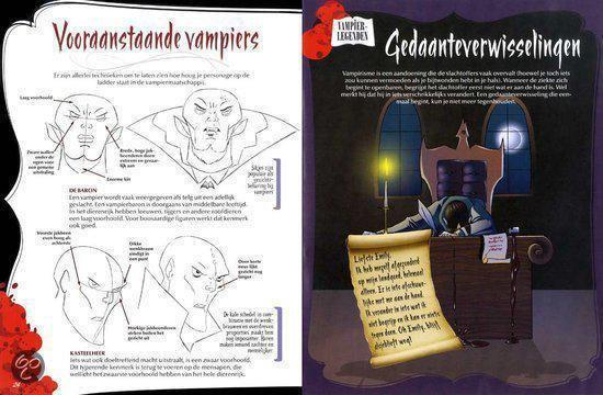Vampiers tekenen - Chris Hart  