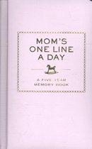 Mom's One Line a Day dagboek