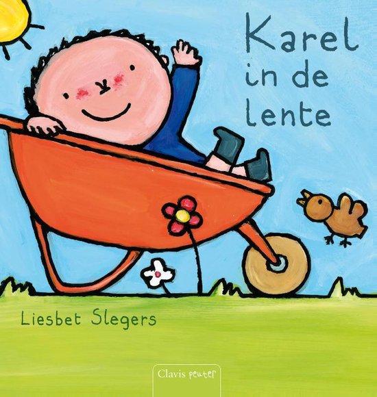 Boek cover Karel in de lente van Liesbet Slegers (Hardcover)