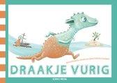 Boek cover Draakje Vurig van Josina Intrabartolo (Hardcover)