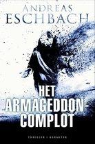 Omslag Het armageddon complot