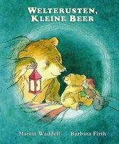 Boek cover Welterusten kleine beer van Martin Waddell (Hardcover)