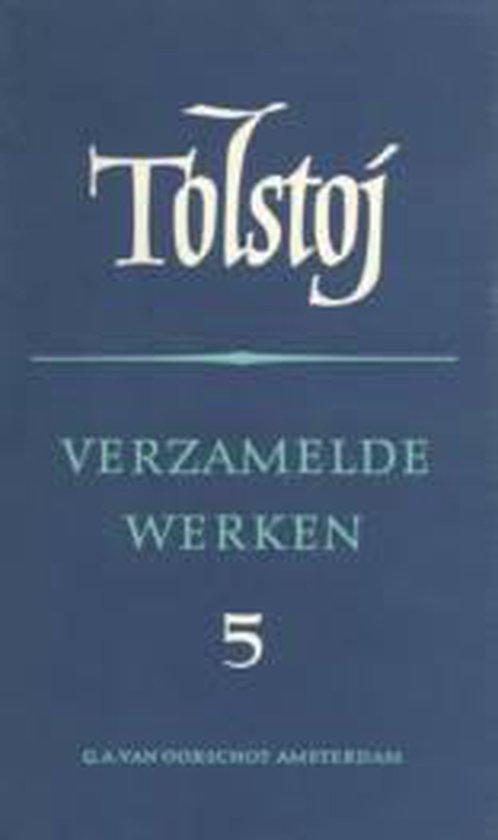 Boek cover Russische Bibliotheek  -  Verzamelde werken 5 Anna Karenina van L.N. Tolstoj (Hardcover)