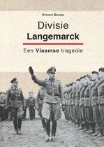 Boek cover Divisie Langemarck van Vincent Dumas