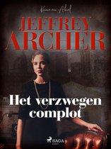 Boek cover Het verzwegen complot van Jeffrey Archer (Onbekend)