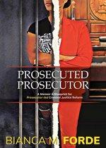 Omslag Prosecuted Prosecutor