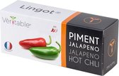 Véritable® Lingot® Jalapeño hot chili - JALAPENO PEPER navulling voor alle Véritable® binnenmoestuin-toestellen