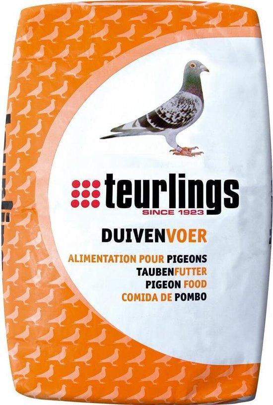 Teurlings Tortelduiven Basis - Vogel - Volledig voer - 20 kg - Teurlings