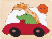 Hape Puzzel Sportwagen