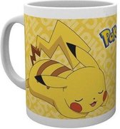 POKEMON - Mug - 300 ml - Pikachu Rest