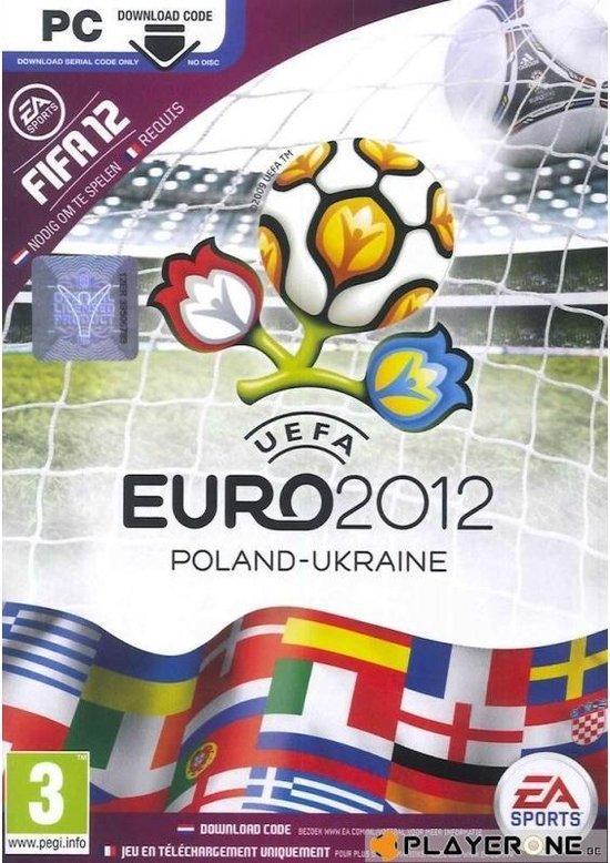 UEFA Euro 2012 – Code In A Box – Windows