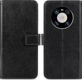 iMoshion Luxe Booktype Huawei Mate 40 Pro hoesje - Zwart