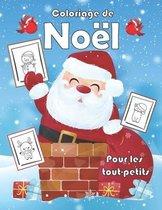 Coloriage De Noel Pour Les Tout-Petits