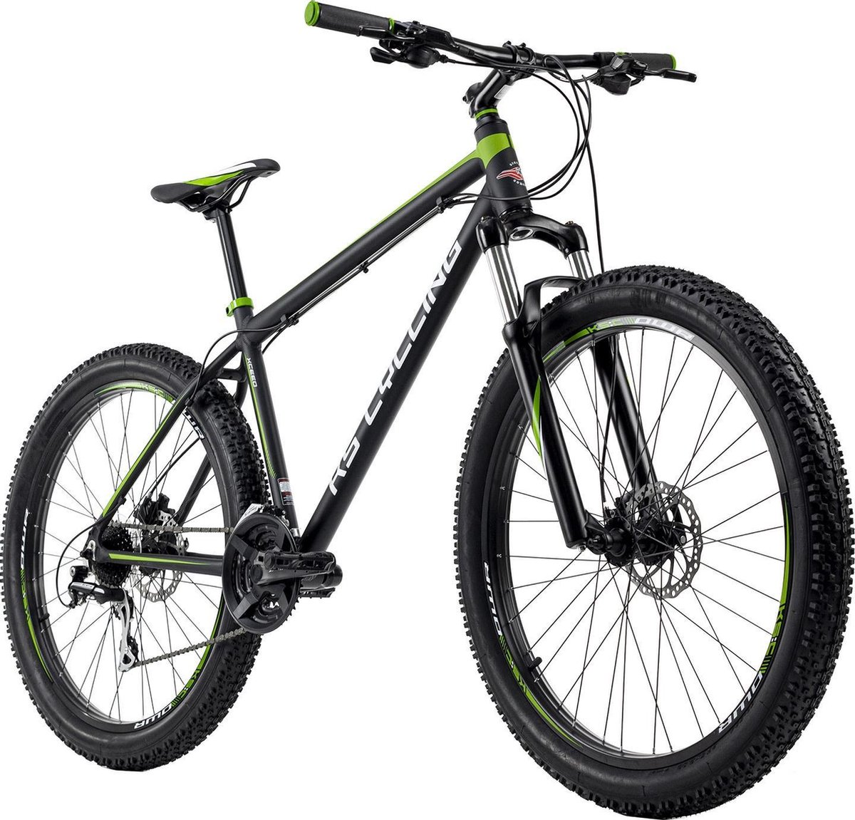 "Ks Cycling Fiets Mountainbike Hardtail 27,5"" Xceed -"