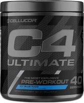 C4 Ultimate 40servings Blue Razz