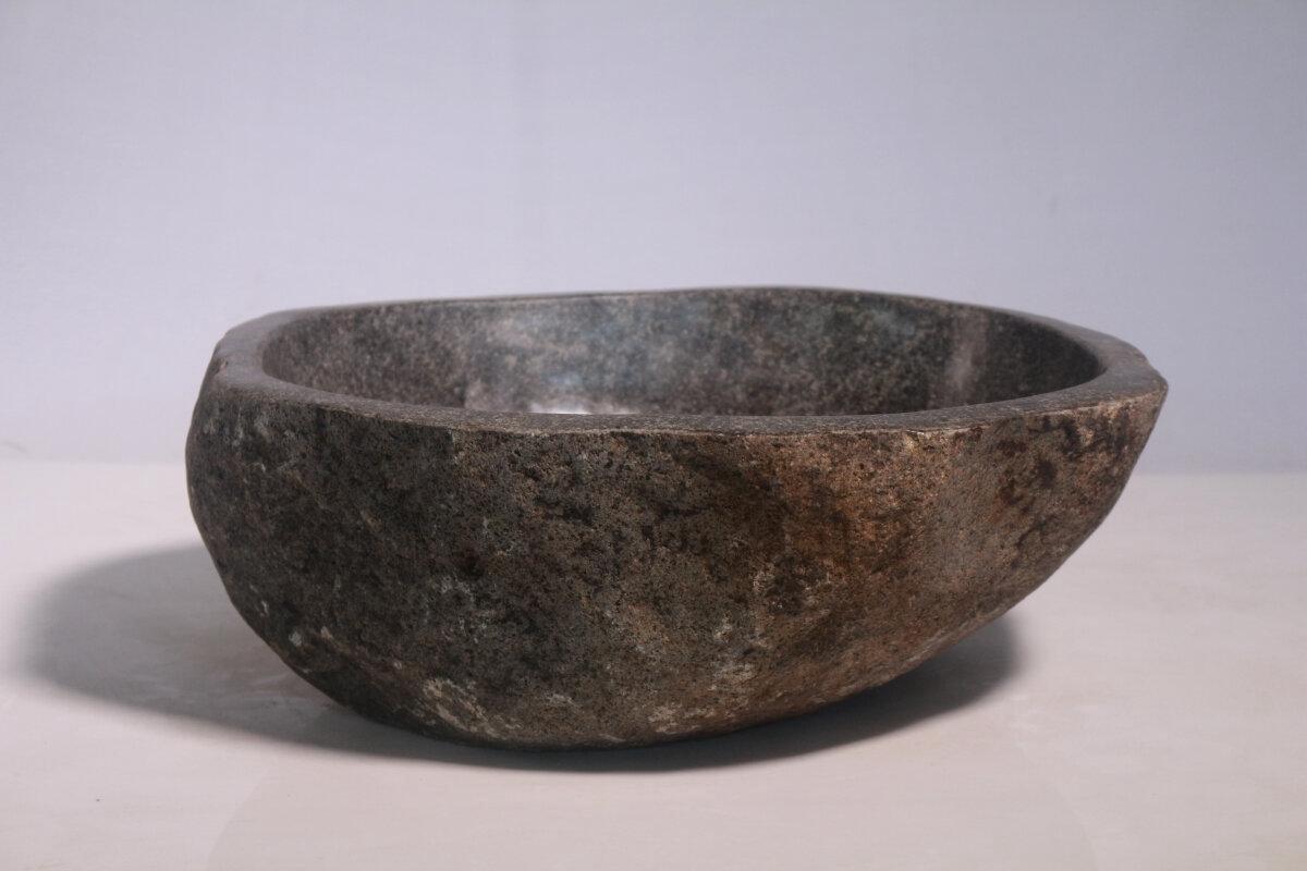 Natuurstenen waskom | DEVI-W20-166 | 34x46x15