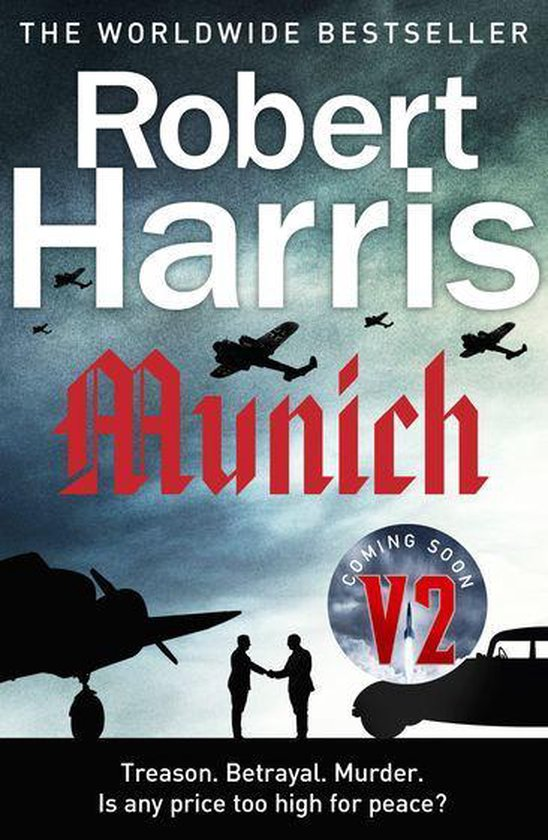 Boek cover Munich van Robert Harris