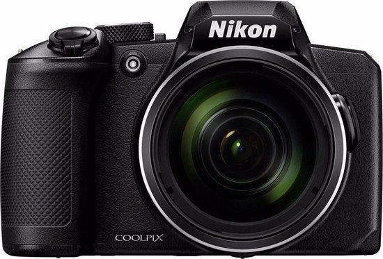 Nikon Coolpix B600 - Zwart