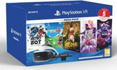 Sony PlayStation VR Mega III Pack + 5 games - PS4