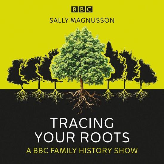 Boek cover Tracing Your Roots van Sally Magnusson (Onbekend)