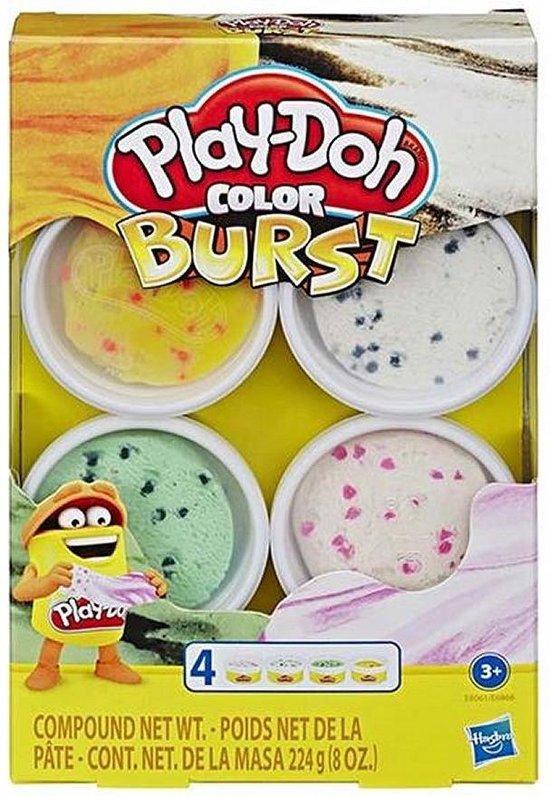Play-Doh Kleur Explosie 4-Pack