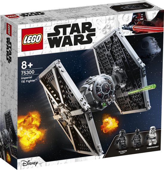 LEGO Star Wars Imperial TIE Fighter - 75300