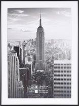Fotolijst - Henzo - Manhattan - Fotomaat 60x80 cm - Zwart