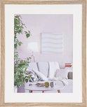 Fotolijst - Henzo - Modern - Fotomaat 40x50 - Lichtbruin
