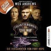 Omslag Frontiersmen: Civil War, Folge 3: Die Verdammten von Fort Hope (Ungekürzt)