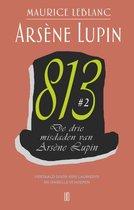 Arsène Lupin 4 deel 2 -   De drie misdaden van Arsène Lupin