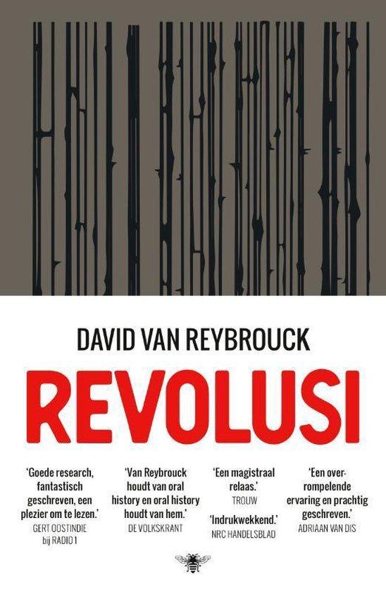 Boek cover Revolusi van David van Reybrouck (Hardcover)